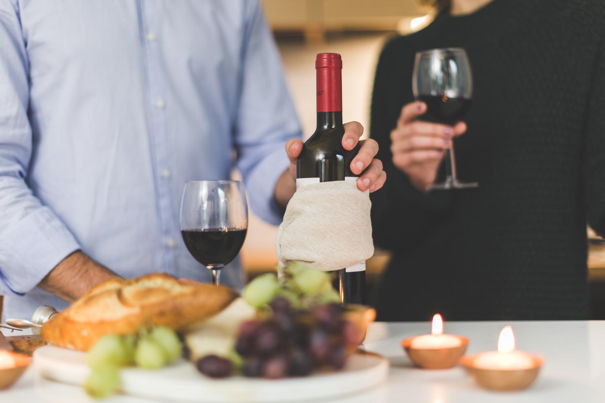 Restaurant Firenze-drikkevarer-roedvin